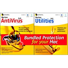 Norton AntiVirus 9.0 and Norton Utilities 8.0 Bundle (Mac)