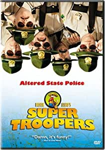 Super Troopers (Widescreen) (Bilingual)