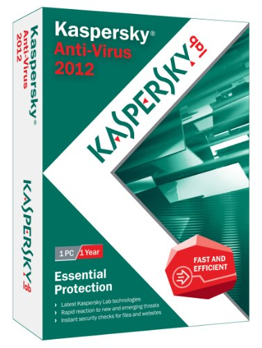 510 System (Kaspersky Anti-Virus 2012 - 1 User [Old Version])