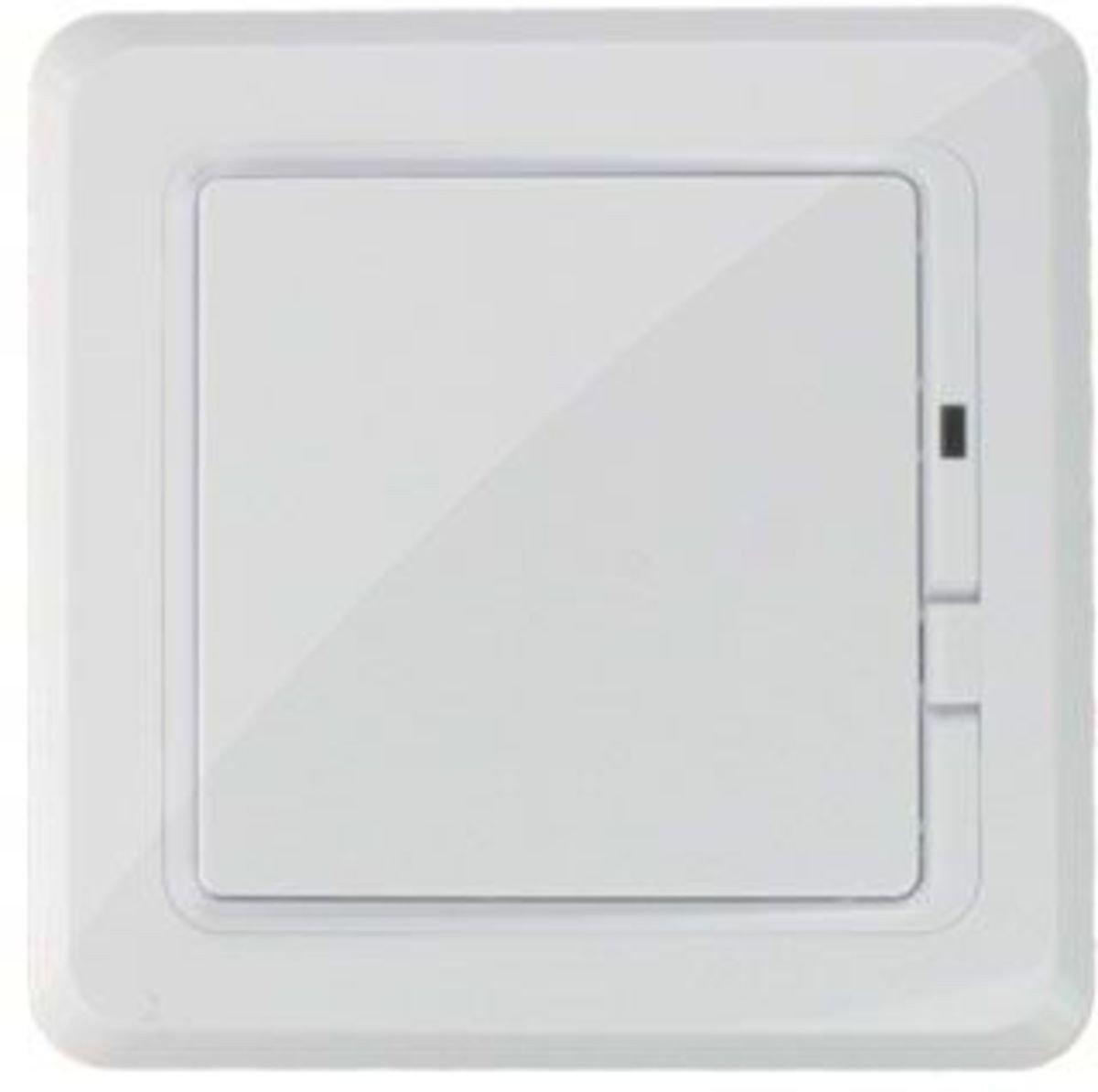 LUPUSEC Lichtschalter für die XT2 Plus Smarthome Alarmanlage, ermöglicht das Schalten Ihrer Zimmerbeleuchtung12046