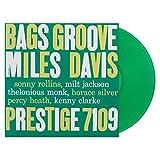 Bag's Groove Green Vinyl