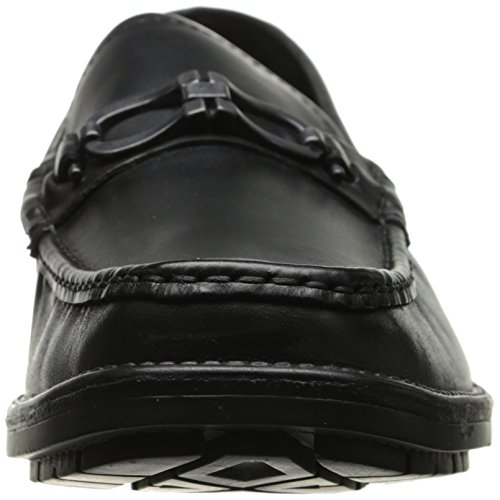 Giorgio Brutini Mens 47874 Flosko Slip-On Loafer Black lOOqVL06q