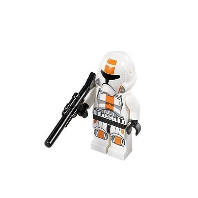 Lego Star Wars Republic Trooper Minifigure: Toys & Games