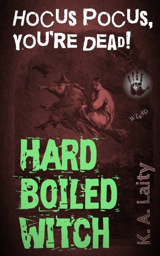 Hard-Boiled Witch: Hocus Pocus, You're -