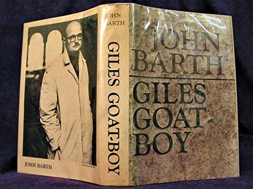 Giles Goat Boy by John Barth
