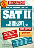 How to Prepare for the SAT II, Maurice Bleifeld, 0764104616