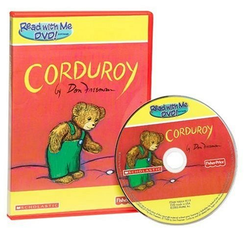 Fisher Price Read With Me - Corduroy