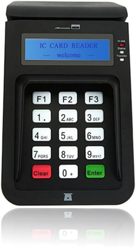 NFC RFID Reader/sin contacto contacto tipo Smart Reader & Writer 13,56MHz USB + Mifare tarjeta IC + 4442IC Tarjeta + NTAG213Pegatinas