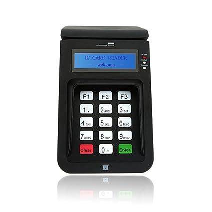 NFC RFID Reader/sin contacto contacto tipo Smart Reader & Writer ...