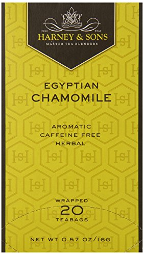 Harney & Sons Fine Teas Egyptian Chamomile - 20 Tea bags