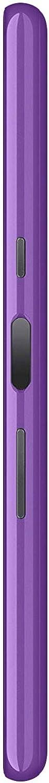 TBOC Coque Gel TPU Bleu pour Sony Xperia L3 I3312 I3322 I4312 I4332 5.7 Pouces /Étui en Silicone Souple Ultra Mince Housse pour T/él/éphone Portable