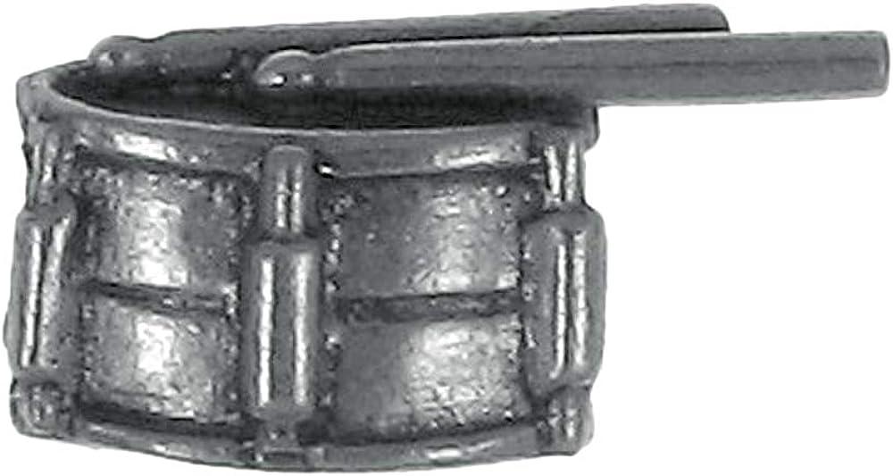 Jim Clift Design Drum Lapel Pin