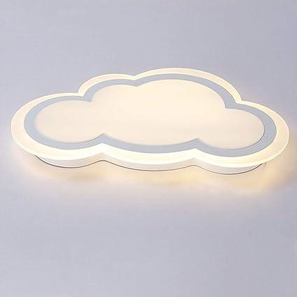 Wandun Lámparas de Techo LED Plafon de Techo Lámpara ...