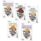 Hail Merry - Merry Bites Macaroons - Variety 5 Pack - 3.5 oz each, Paleo, Vegan (5 Pack)