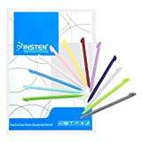 Insten Compatible With Nintendo 3DS XL 12-Piece Mini Stylus