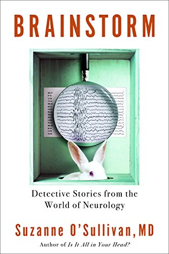Book Cover: Brainstorm: Detective Stories from the World of Neurology
