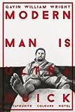 """""""Modern man is ultra quick"""" av Gavin William Wright"""