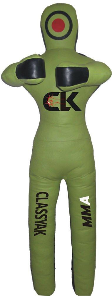 【超特価sale開催】 Classyak – Punching MMA Martial B076VXSG59 Arts GrapplingダミーグリーンJiu Jitsu Punching Bag – Unfilled 70 inches (6 ft) Synthetic Leather Green B076VXSG59, REGALO KOBE:e3052c6e --- a0267596.xsph.ru