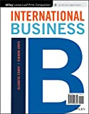 img - for International Business, 1e WileyPLUS + Loose-leaf book / textbook / text book