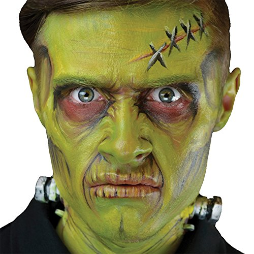 Morris Costumes Monster Complete 3D Fx Makeup -