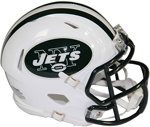 New York Jets Speed Replica Mini Helmet - Jets Steiner