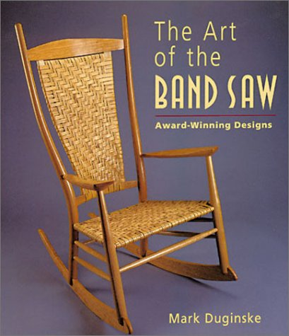 The Art of the Band Saw: Award-Winning Designs