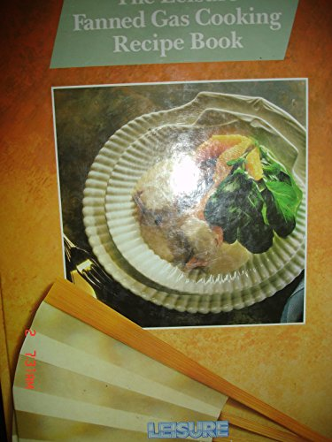 The Leisure Fanned Gas Cooking Recipe Book