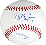 Dee Gordon Seattle Mariners Autographed Baseball with Flash Jr Inscription - Fanatics Authentic Certified