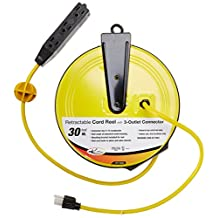 KTI (KTI-73340) Extension Cord Reel