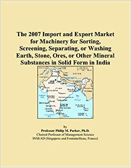 The 2007 Import and Export Market for Machinery for Sorting