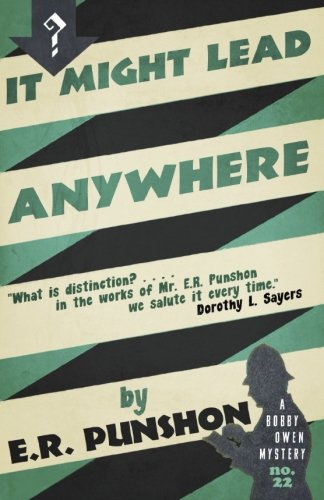 Download It Might Lead Anywhere: A Bobby Owen Mystery pdf