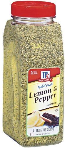 McCormick Seasoning Salt, Lemon and Pepper, 28-Ounce Home...