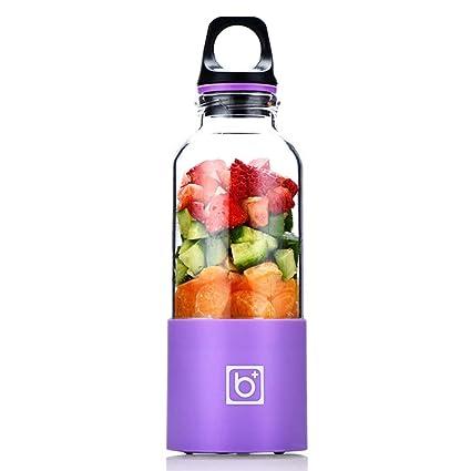 Handheld Electric Juicer Cup Mixer USB Automatic Vegetable Fruit Bottle Blender