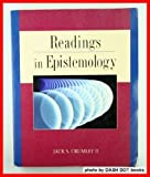 Readings in Epistemology, Jack Stuart Crumley II, 0767400097