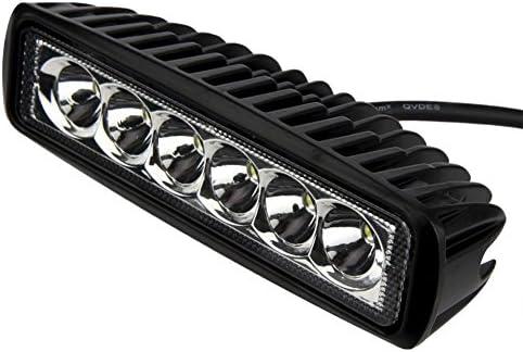 Spot LED Work Light Off Road LED Light Bar Off-road SUV 4WD Forklifts Spotlight LED Light Work Bar Lamp Alizzee WDD60516282 LED Light Car Bar Nilight 18w Spot Lights
