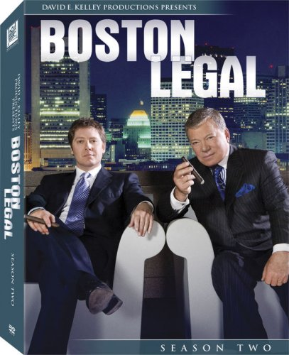 Boston Legal - Season 2 - Boston Stores Outlet