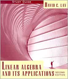 linear algebra together with the job applications lay