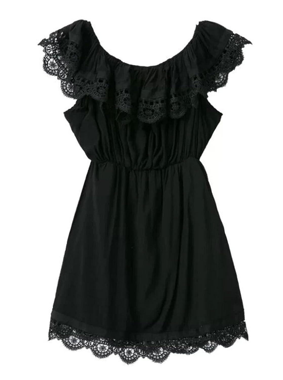 Molly Damen Business Retro Stil Cocktailkleid Stretch Kleid