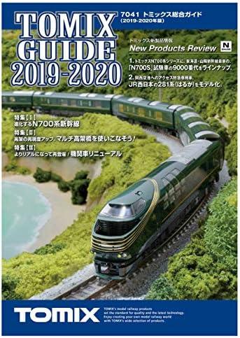 Japan N scale TOMIX KATO model railway Book /'NEW/' N gauge Catalog 2018-2019
