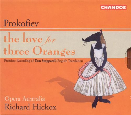 The Love For Three Oranges, Op. 33 (Sung in English): Act I Scene 2: The best-laid plans of mice and men can meet frustration (Leandro, Clarissa, Tragedians, Eccentrics)