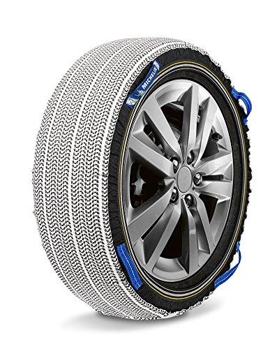 Michelin 008402 SOS 1 EASYGRIP. Cadenas de Nieve Textiles. Rápido y fácil de Instalar y Desmontar, 2: Amazon.es: Coche y moto