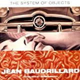 The System of Objects, Jean Baudrillard, 185984068X