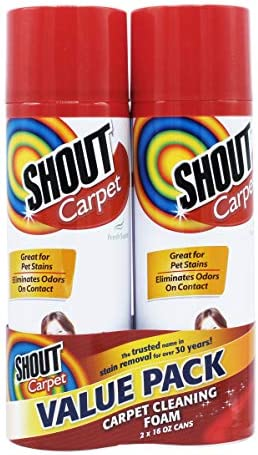 Shout Carpet Completely Prevents Remarking product image