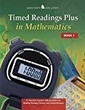 Timed Readings Plus in Mathematics, McGraw-Hill - Jamestown Education Staff, 0078726611