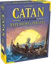 Catan Expansion: Explorers & Pirates boardgame review