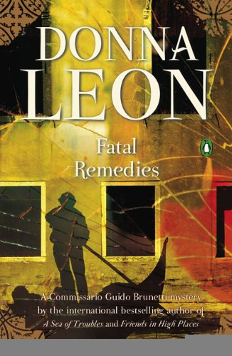 Fatal Remedies Donna Leon product image