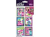 Sticko Classic Selfie Photo Frames Stickers