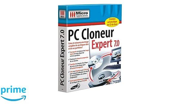 7.0 TÉLÉCHARGER PC CLONEUR EXPERT