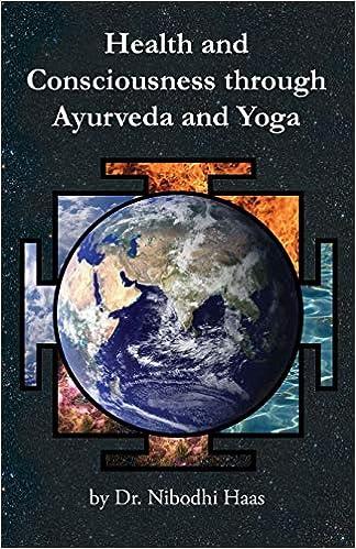 Health And Consciousness Through Ayurveda And Yoga: Amazon ...