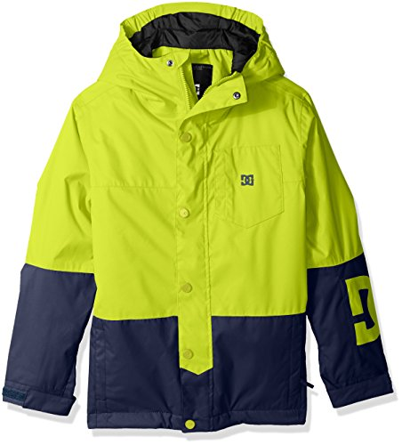 Jacket Big DC Youth Boys' Snow Defy Shoots Tender ng6WpST